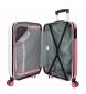 Comprar Catalina Estrada Juego de maletas 34L-70L Abanico rígidas rosa -38x55x20cm / 48x68x26cm-