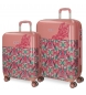Compar Catalina Estrada Catalina Estrada bagages fixé Faisan rigide Beige 55-69cm