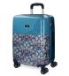 Compar Catalina Estrada Catalina Estrada cabine valise rigide Faisan 55cm Bleu