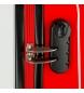 Comprar Catalina Estrada Mala média ventilador rígido vermelho -48x68x26x26cm