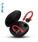 Compar Tekkiwear by DAM TWS T7 Pro Sports Anti-drop Headphones, Bluetooth 5.0 black, red