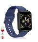 Compar Tekkiwear by DAM AK-R16 smart bracelet with blue blood O2 measurement