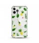 Compar Tekkiwear by DAM Alloggiamento in TPU altamente protetto con design tropicale per iPhone 12 Pro Max