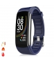 Compar Tekkiwear by DAM Smart bracelet T118 with body temperature, blood O2 and blue blood pressure measurement