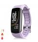 Compar Tekkiwear by DAM Smart bracelet T118 with body temperature, blood O2 and purple blood pressure measurement