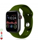 Compar Tekkiwear by DAM W58 bluetooth smart bracelet with thermometer green