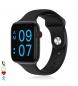 Smartwatch AW2 bluetooth 4.0 con monitor cardiaco, modo deportivo y opción de SIM negro