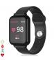 Smartwatch I5 con 5 modos deportivos, oxígeno en sangre, pulso, notificaciones iOS y Android negro