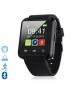 Smartwatch U8 Daril multifunción con barómetro y altímetro, notificaciones Android negro