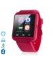 Compar Tekkiwear by DAM Smartwatch U8 Dardo multifunzione con barometro e altimetro, notifiche rosse di Android