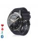 Smartwatch Y20 multideportivo con monitor cardiaco, sumergible, dial personalizable azul