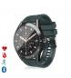 Compar Tekkiwear by DAM Smartwatch Y20 multisport with heart monitor, waterproof, green customizable dial