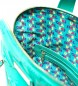 Comprar Desigual Mochila Logomaniacal mochila Nanaimo verde -28x11x11x35 cm