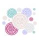 Comprar Devota & Lomba Medalhões de colchas Bouti -Bed 90-
