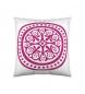 Comprar Devota & Lomba Copri cuscino reversibile Medaglione bianco -60x60cm-