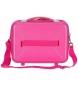 Comprar Disney & Friends Saco higiénico adaptável ao carrinho branco fúcsia neve -29x21x15cm