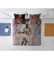 Comprar DREAM&FUN; Capa de edredão 3 peças M.Jordan -Cama 135 cm-