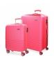 Compar El Potro Juego de maletas El Potro Ride champagne -36L/78L-