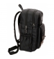 Comprar El Potro Laptop backpack 15,6 inches El Potro Pipe Negra -32x42x12cm-