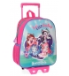 Mochila con carro Enchantimals Fur Ever Besties Frontal 3D -28x33x11cm-
