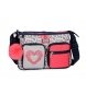 Bandolera Enso Heart -30x20x9cm-