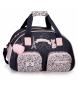 Bolsa de viaje Enso Belle Epoque -45x28x23cm-