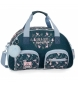 Bolsa de viaje Enso Love and Lucky -45x28x22cm-