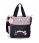 Bolso shopper Enso Belle Epoque -34x36x14cm-