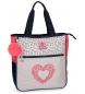 Bolso shopper Enso Heart -34x36x14cm-