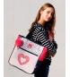 Comprar Enso Bolso shopper Enso Heart -34x36x14cm-
