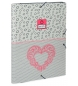 Comprar Enso Cartella con gomma Enso Heart -25,7x33,5x0,5cm-