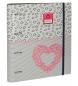 Cuaderno con anillas Enso Heart -26x33x5cm-