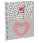 Cuaderno Enso Heart -21,5x29cm-