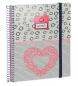 Cuaderno Enso Heart A5 -10,7x14,5cm-