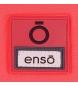 Comprar Enso Estuche Basic coral -22x12x5cm-