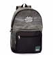 Mochila adaptable a carro Graffiti -32x44x17cm-