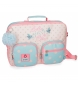 Mochila bandolera Belle and Chic -38x28x6cm-