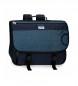 Mochila cartera Blue -39.5x30.5x16.5cm-