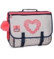 Mochila cartera Enso Heart -39,5x30,5x16,5cm-
