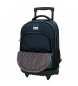 Comprar Enso Backpack with wheels Blue -44x32x21cm