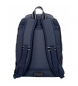 Comprar Enso Sac à dos adaptable sur chariot Basic bleu -32x46x17cm