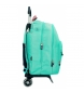 Comprar Enso Backpack with trolley Basic turquoise -32x46x17cm