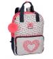 Mochila Enso Heart -30x40x13cm-