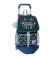 Mochila Enso Love and Lucky con carro -38x28x12cm-