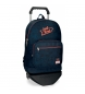 Mochila Enso Monsters 44cm con carro -32x44x17cm-