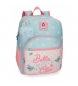 Mochila adaptable a carro Belle and Chic -28x38x12cm-