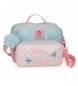 Neceser Enso Belle and Chic con bandolera adaptable a trolley -26x20x13cm-