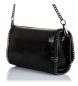 Comprar Firenze Artegiani Leather bag Giulia model with front flap leather foal finished Camoscio lacado