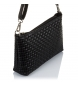 Comprar Firenze Artegiani Leather handbag Model Zia finished Camoscio engraved and lacquered