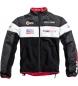 Flm deportes chaqueta de lana 1.0 negro
